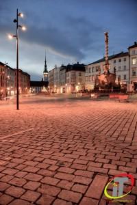 Dolní náměstí Blesk