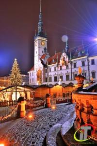 DSC5405 ToneMapping Olomouc - Horní náměstí Foto Irena Talpová