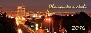 Stolní kalendář Olomoucko a okolí 2016 Stránka 01