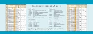 Stolní kalendář Olomoucko a okolí 2016 Stránka 04