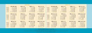 Stolní kalendář Olomoucko a okolí 2016 Stránka 58